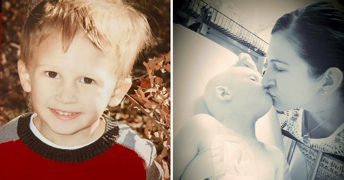 nolan6.png?resize=412,232 - 4-Year-Old Boy With Rare Cancer Tells Mom He Will Wait For Her In Heaven