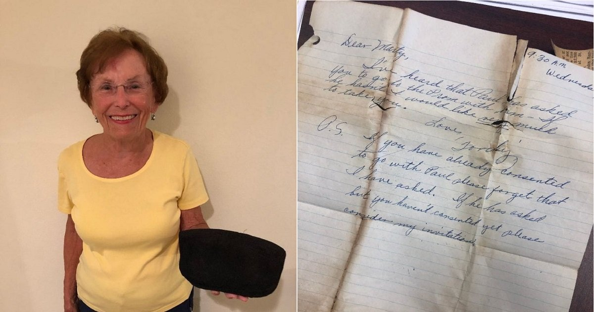p3 1.jpg?resize=1200,630 - A Construction Job Reunited This Woman With The Purse She Lost 65 Years Ago