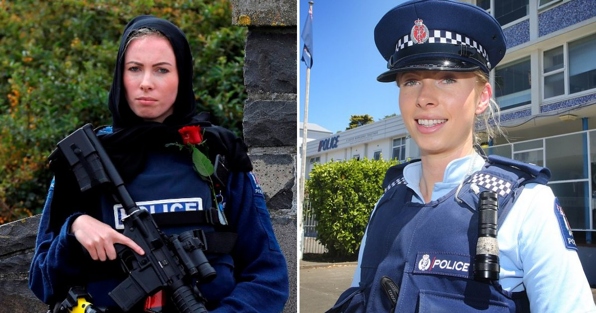 police.png?resize=1200,630 - The Story Behind Hijab-Wearing Police Officer Whose Powerful Photo Has Gone Viral