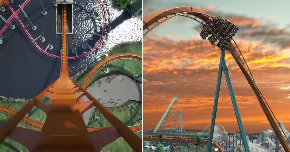 rollercoaster.png?resize=412,232 - World's Fastest And Tallest Roller Coaster Will Open In May
