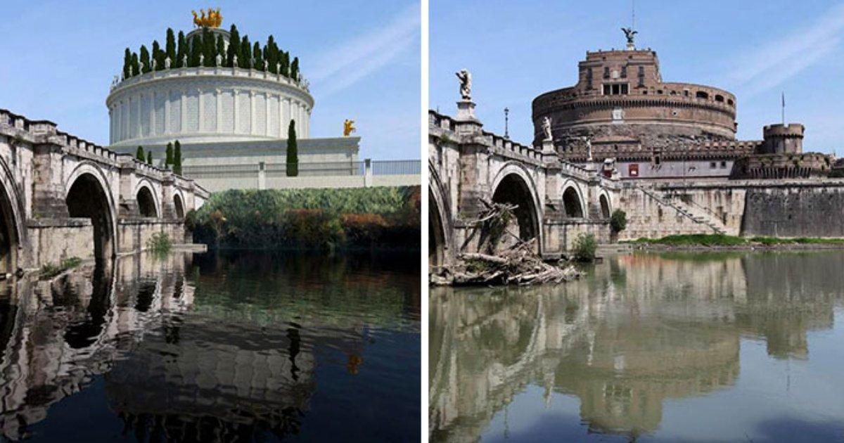 roman structures.png?resize=300,169 - Comment les 10 structures romaines antiques les plus célèbres étaient dans le passé