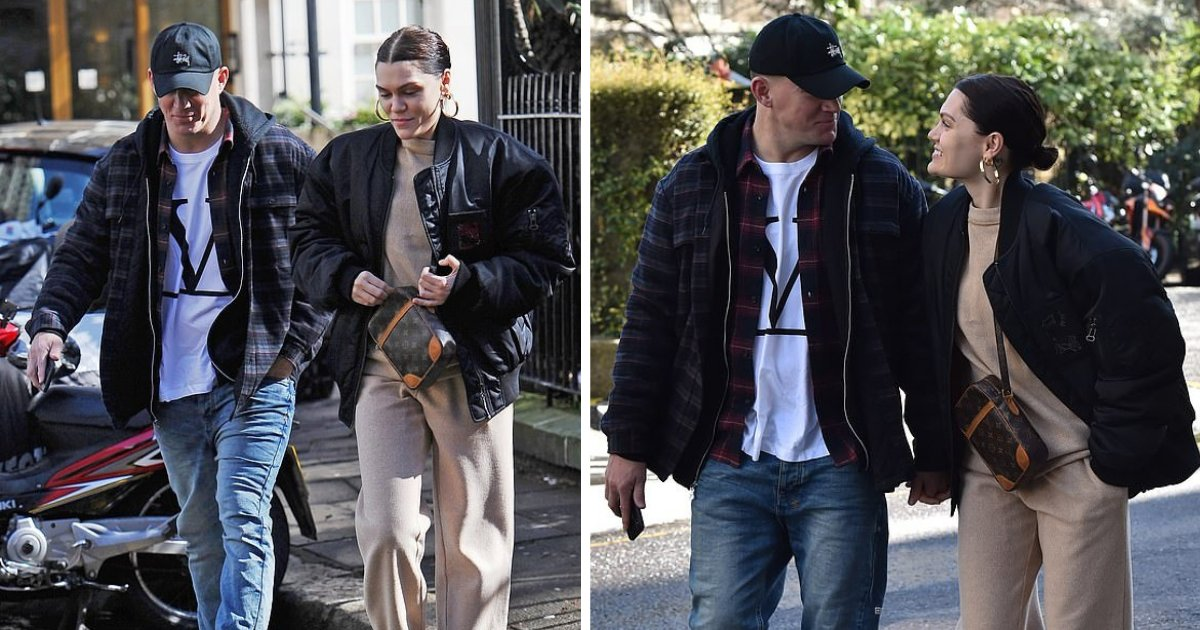 s2 11.png?resize=1200,630 - Jessie J and Beau Channing Tatum Show Great PDA While Wandering Around In London