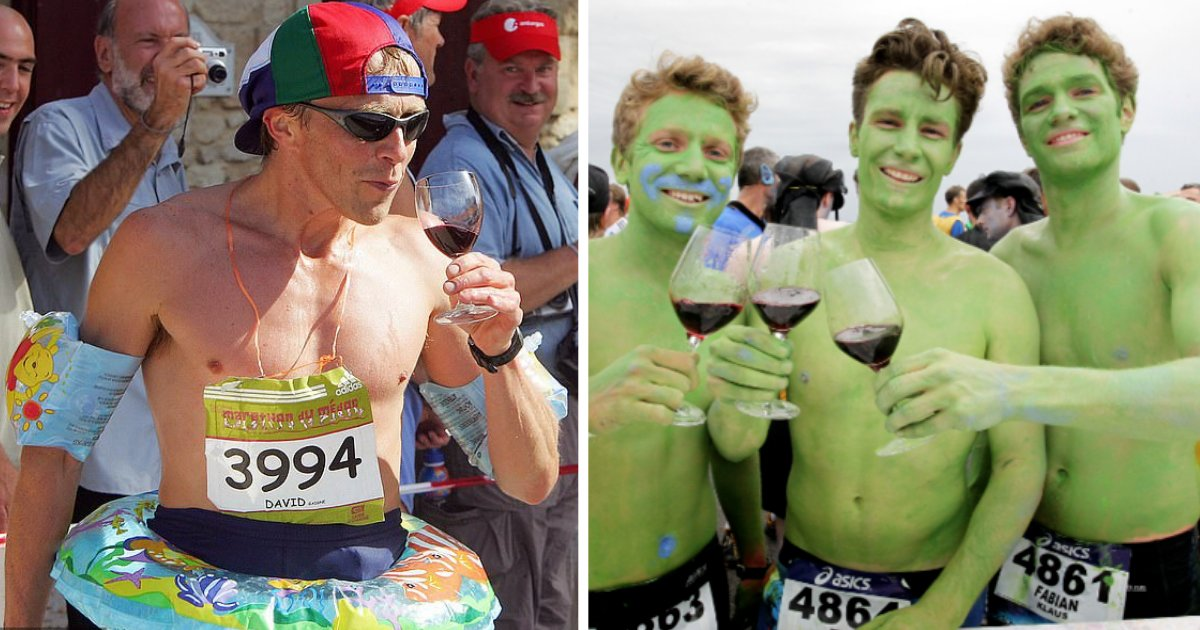 s3 12.png?resize=412,232 - The Most French Marathon Is Back Wherein Runners Have Wine and Cheese During Run