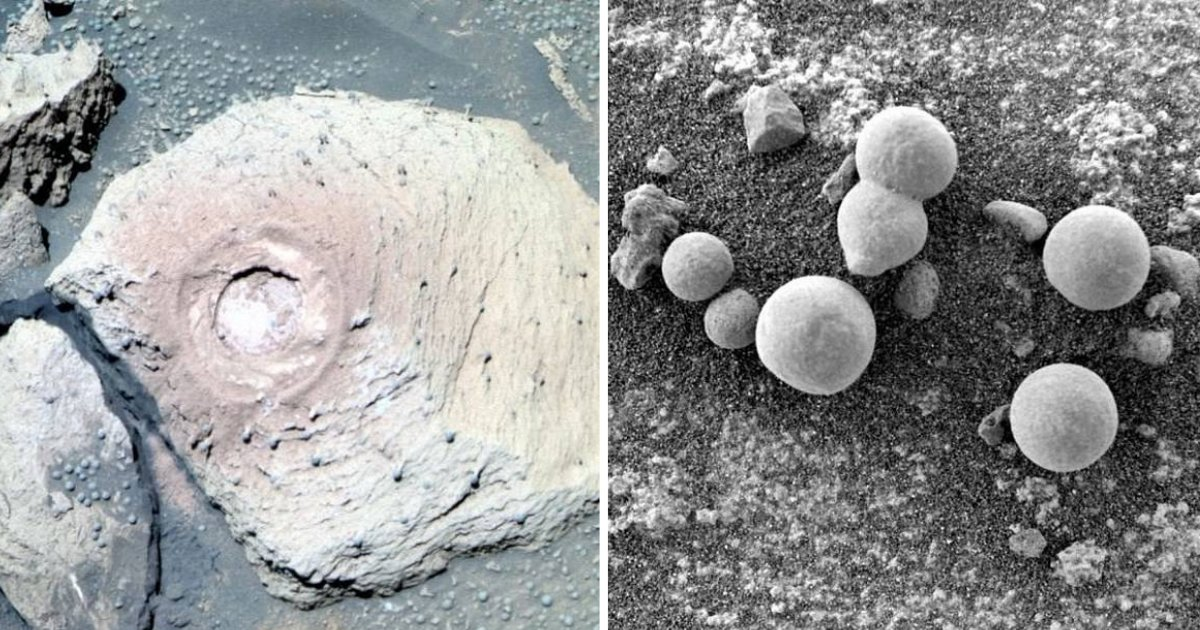 s4 18.png?resize=1200,630 - Martian Mushrooms that were Photographed by NASA's Curiosity Rover Provides Hope to the Scientists that Life is Possible on the Red Planet