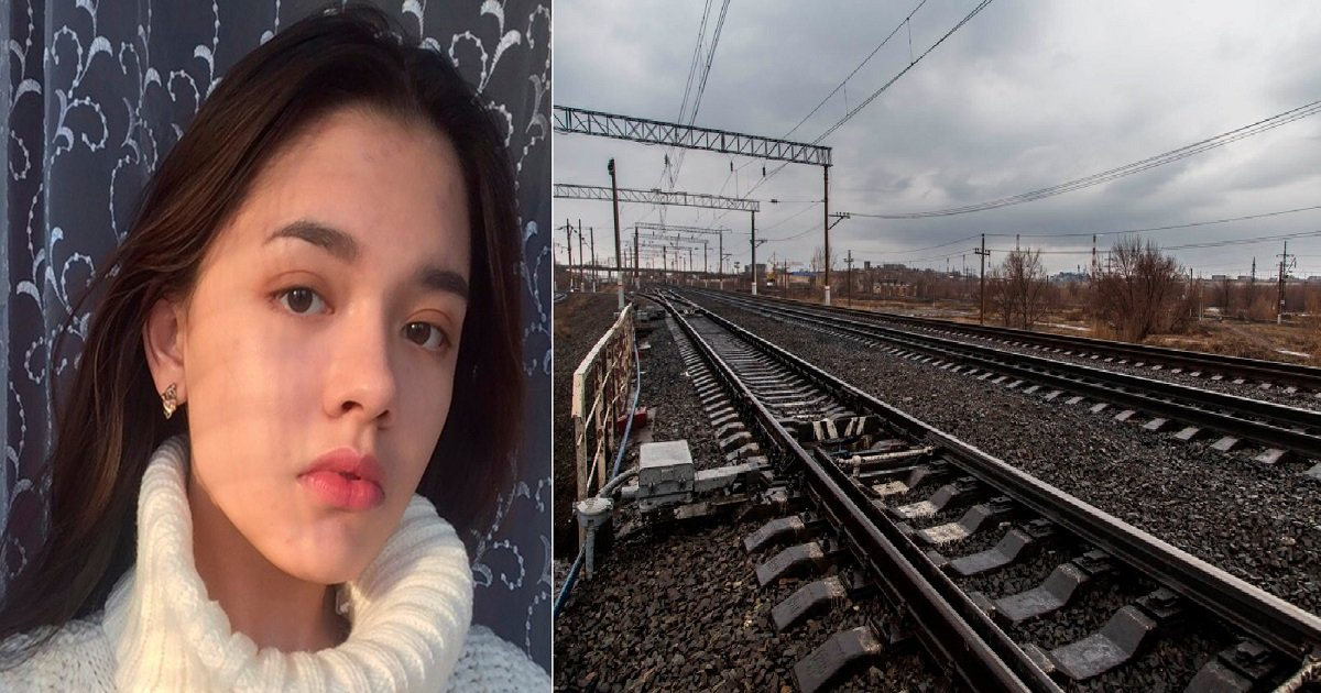s5.jpg?resize=1200,630 - Train Track Selfie Ends In A Tragedy For A Teenage Girl
