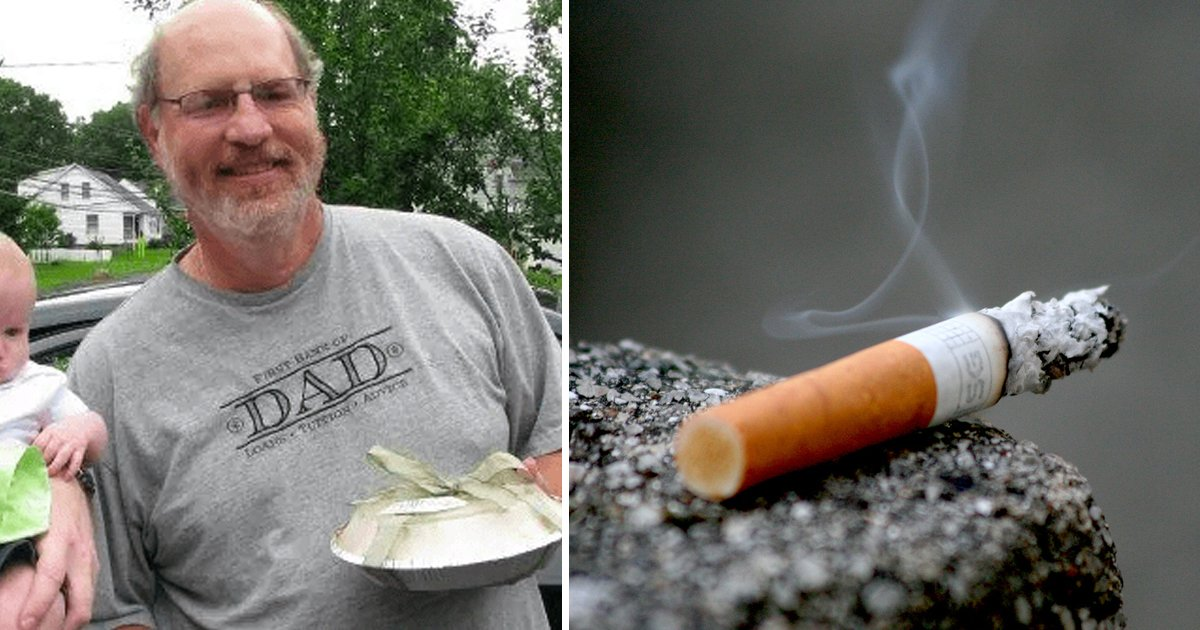 sdffs.jpg?resize=412,232 - Smoker Who Picked Up His First Cigarette At Age 2 Wrote His Own Obituary Before Dying And We All Should Read It At Least Once