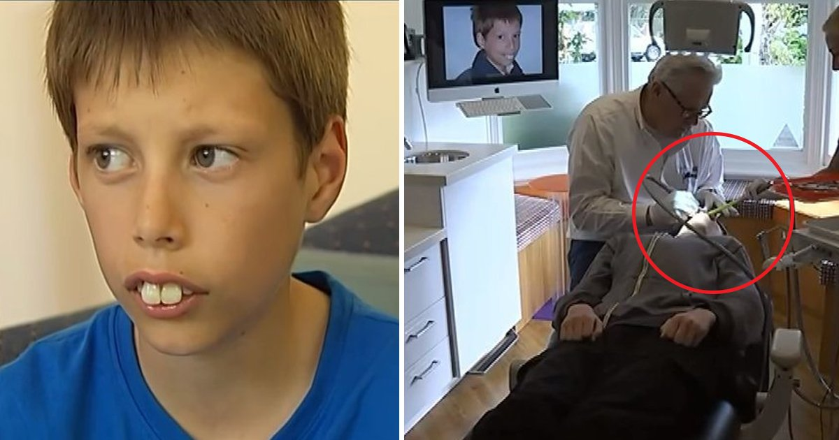 sggsg.jpg?resize=412,232 - Kid With Buck Teeth Was Constantly Being Bullied - People Raised Money For Him To Get Surgery