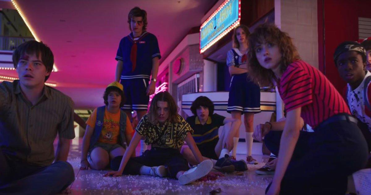stranger things trailer.jpg?resize=1200,630 - Netflix Releases Stranger Things Series Three Trailer