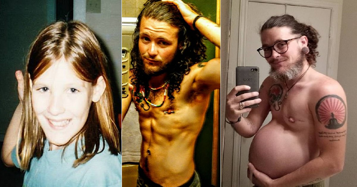 t4.png?resize=412,232 - Transgender Man Who Became Pregnant Even Though It Shouldn't Have Been Possible Is Happy At Being A Father