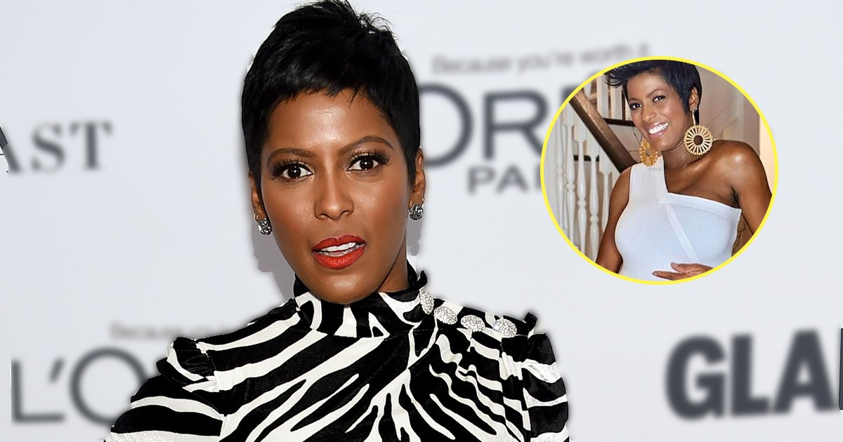 tamron hall.png?resize=412,275 - Former Today Show Anchor Tamron Hall Is Expecting Her First Child At 48