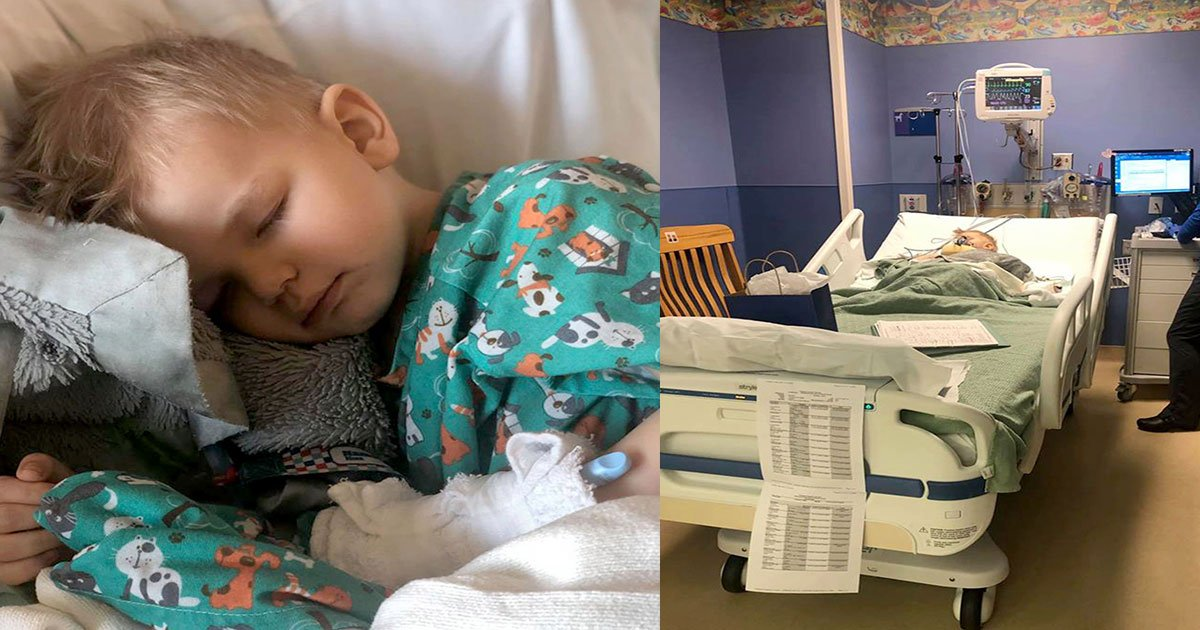 two year old boy nearly died from eating popcorn after a kernel got trapped in his lungs.jpg?resize=412,232 - Two-Year-Old Boy Nearly Passed Out From Eating Popcorn After A Kernel Got Trapped In His Lungs