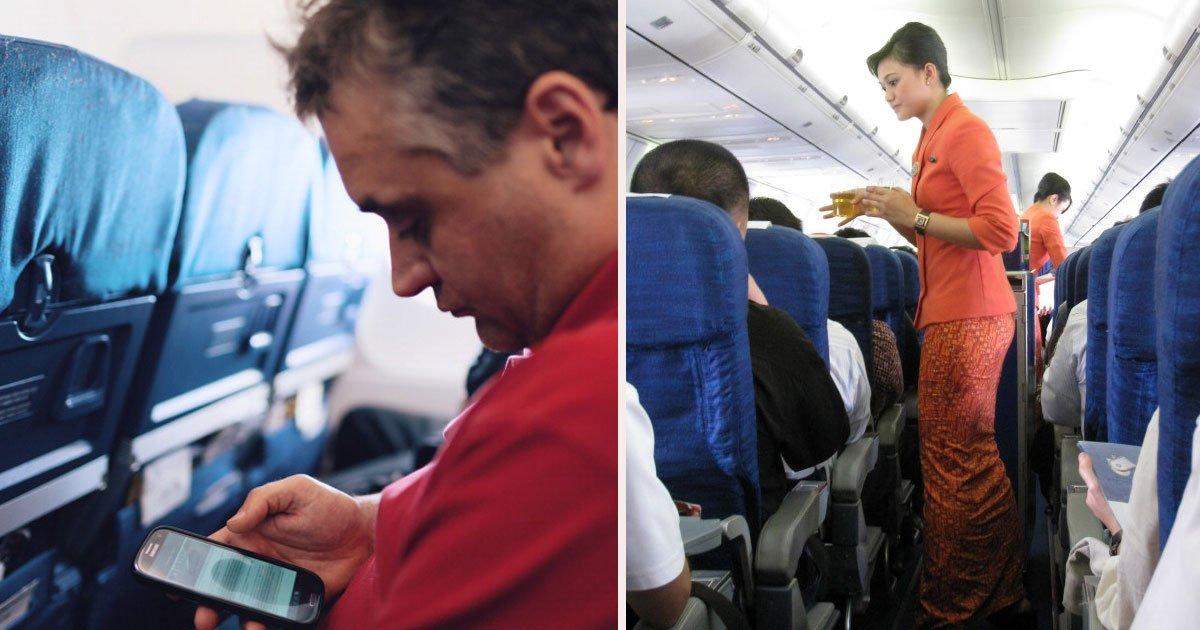 untitled 1 35.jpg?resize=1200,630 - Flight Attendants Share 10 Secrets That Airlines Never Reveal