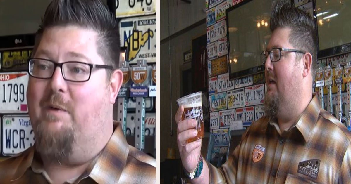 untitled 1 40.jpg?resize=412,232 - The Man Who Is Consuming Nothing But Beer Has Already Lost 15 Pounds