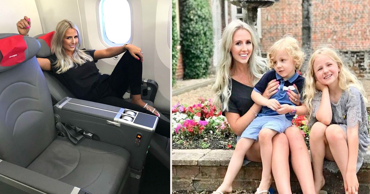 untitled 1 76.jpg?resize=412,232 - Mom Revealed She Flies First Class While Her Children And Husband Rides In The Economy