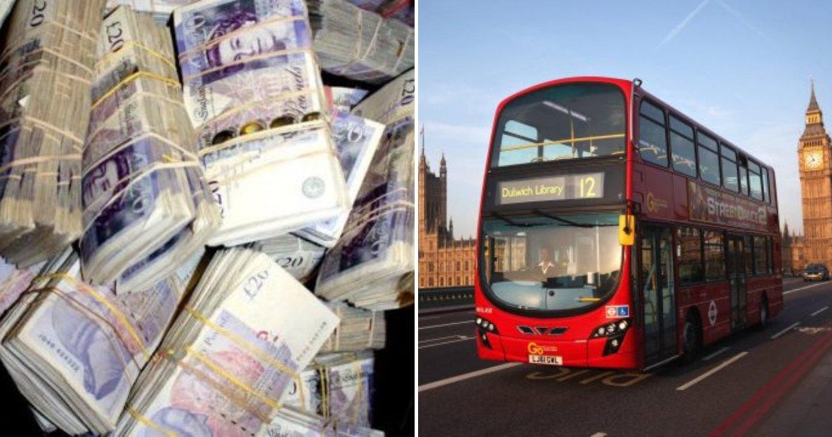 untitled design 1 2.png?resize=412,232 - Un agent d'entretien découvre 350 000 € en espèces dans une grande enveloppe dans le bus qu'il nettoyait