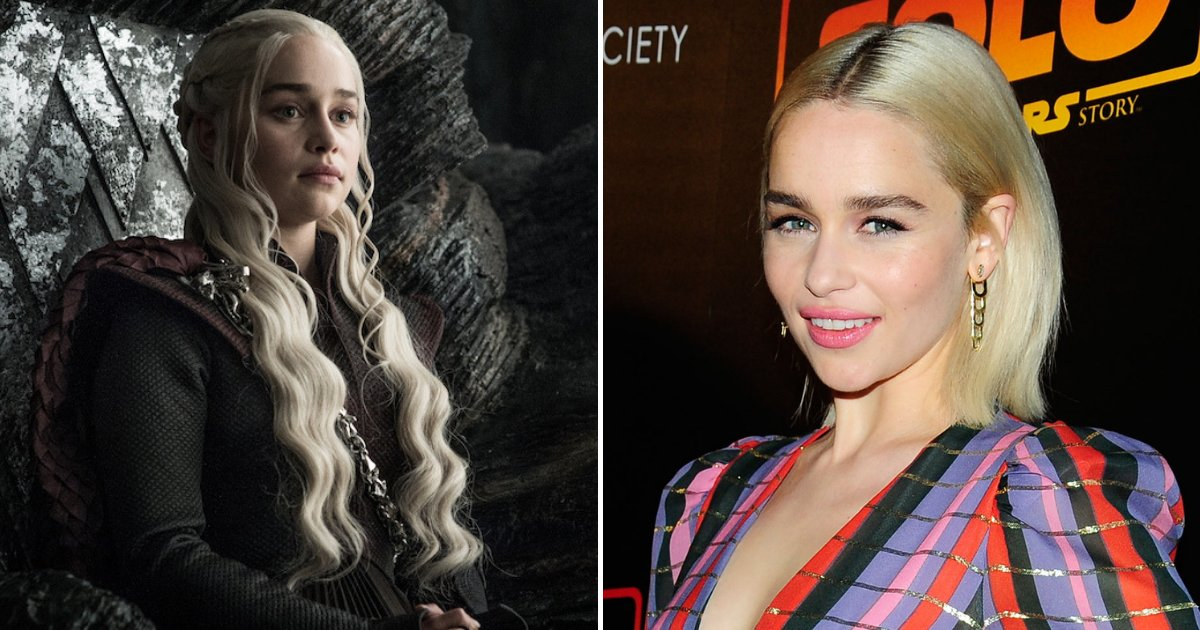untitled design 14 1.png?resize=1200,630 - Game of Thrones' star Emilia Clarke Reveals She Survived 2 Brain Aneurysms