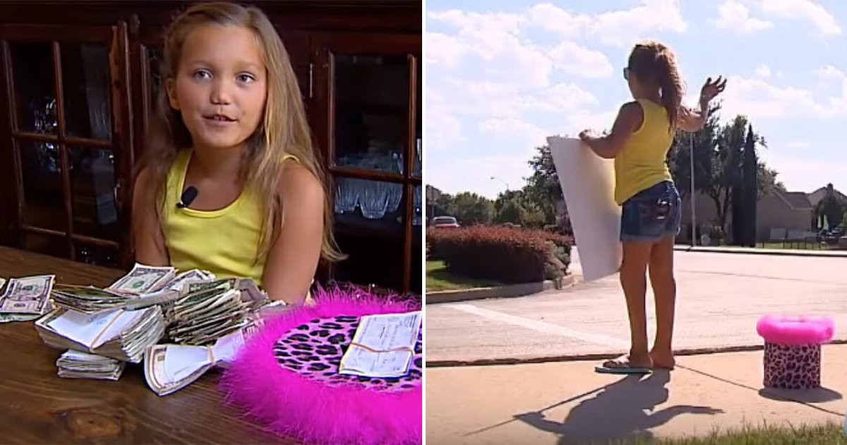 untitled design 17.png?resize=412,232 - Young Girl Surprises Parents When She Returns Home With A Mountain Of Cash