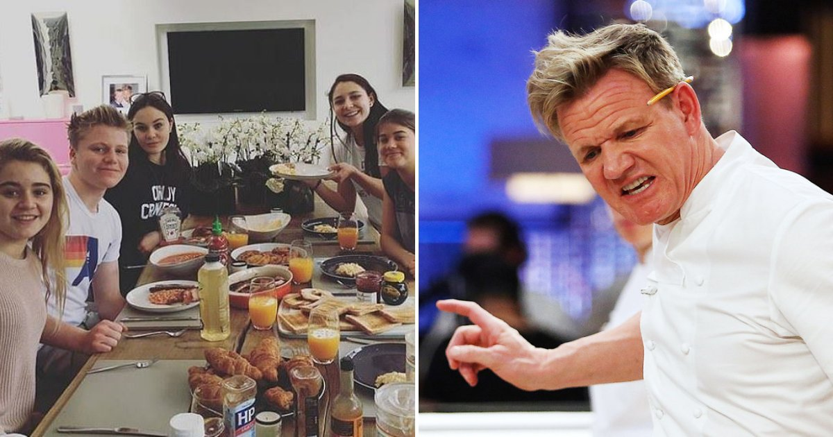 untitled design 19 1.png?resize=1200,630 - Gordon Ramsay Tells His Kids To Start At The Bottom As He Refuses To Hire Them