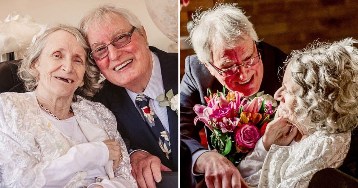 untitled design 26.png?resize=412,232 - Couple Gets Married After 43 Years Of Living And Working Together