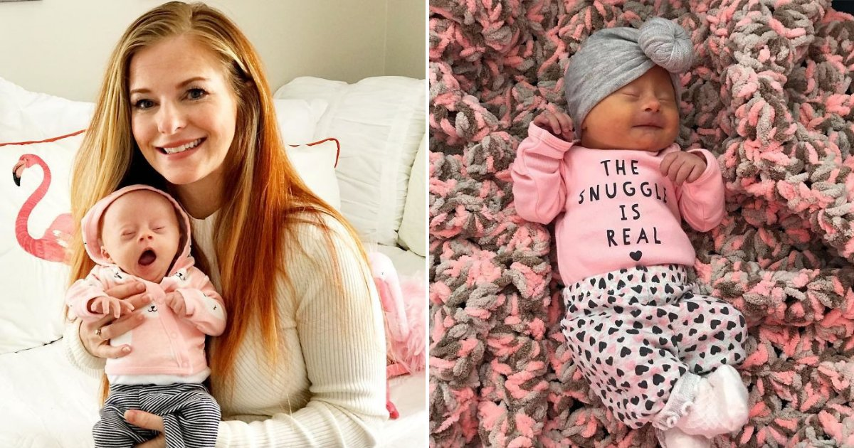 untitled design 27.png?resize=412,232 - Mother Of Baby With Down Syndrome Shares 'Honest Review' Of Her Daughter
