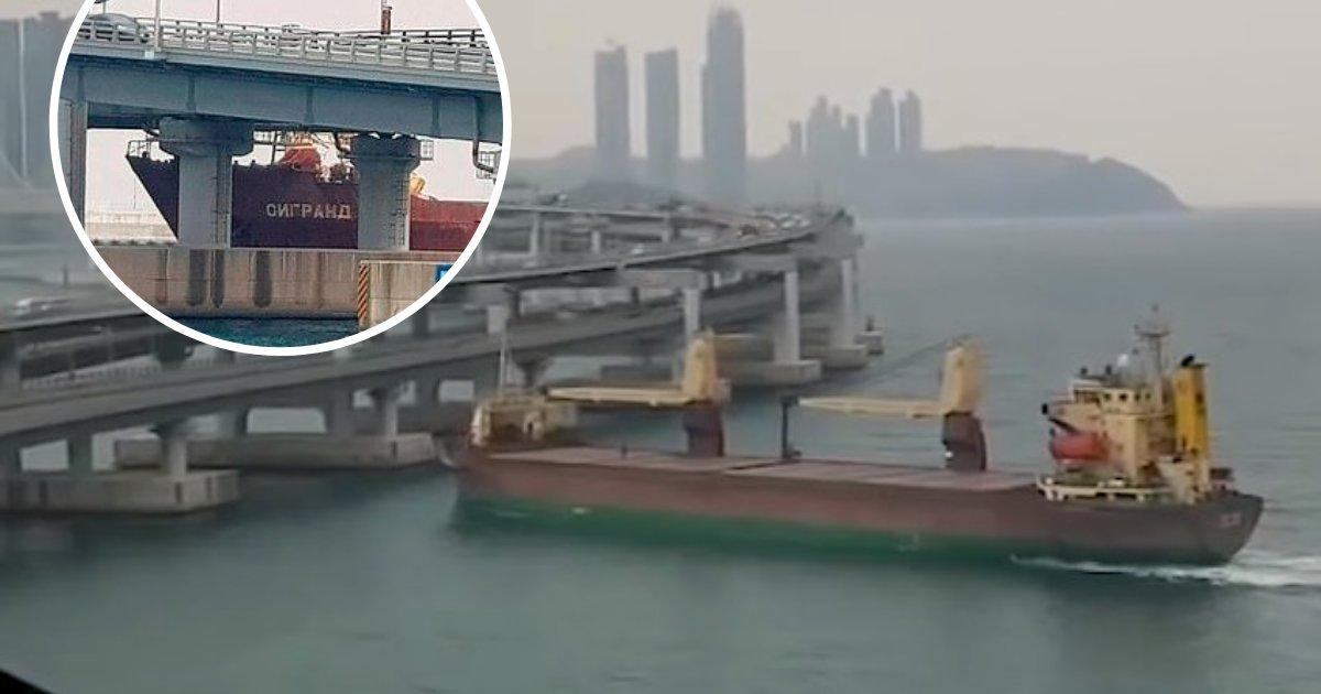 untitled design 3.png?resize=412,232 - Drunk Cargo Ship Captain Crashes Giant Vessel Into A Busy Bridge