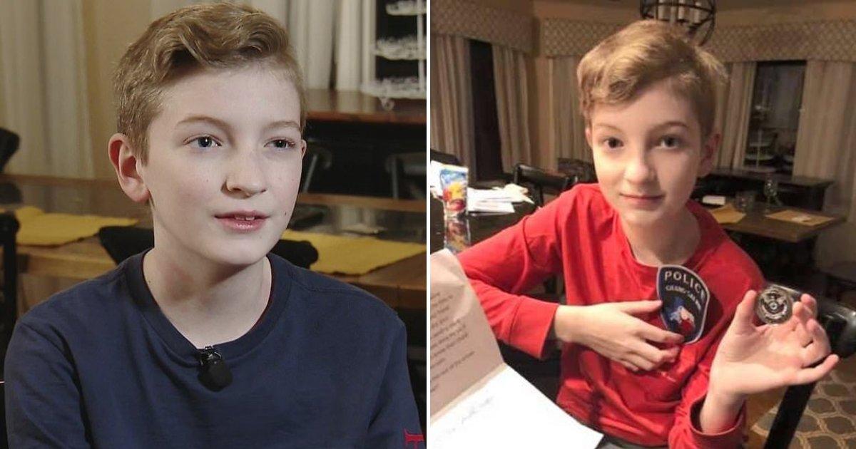 untitled design 33.png?resize=300,169 - Un garçon de 12 ans est appelé un héros après avoir remarqué le message déchirant d'une fille et lui avoir sauvé la vie
