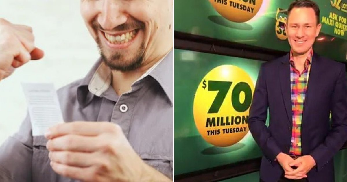 untitled design 41 1.png?resize=1200,630 - World's Luckiest Man Wins Jackpot After Accidentally Buying Two Identical Lottery Tickets