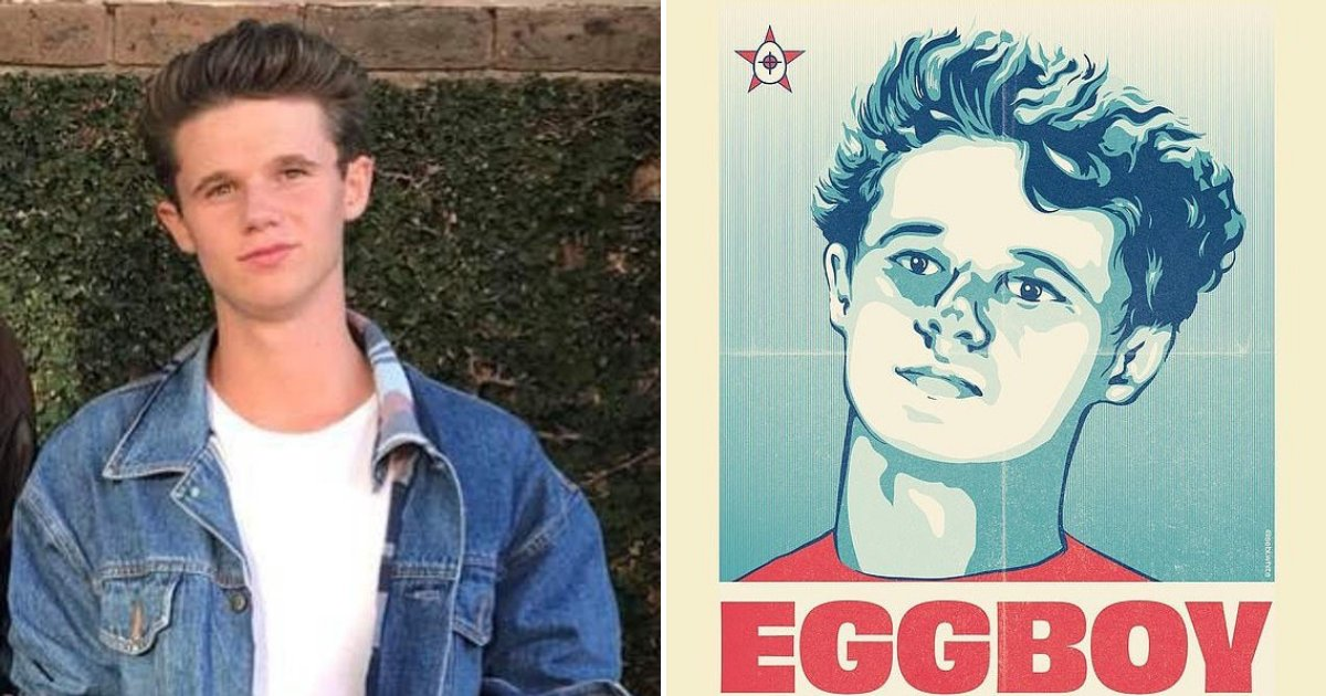 untitled design 79.png?resize=1200,630 - Egg Boy Who Smashed Egg On Senator's Head Will Donate Raised Funds To Christchurch Victims