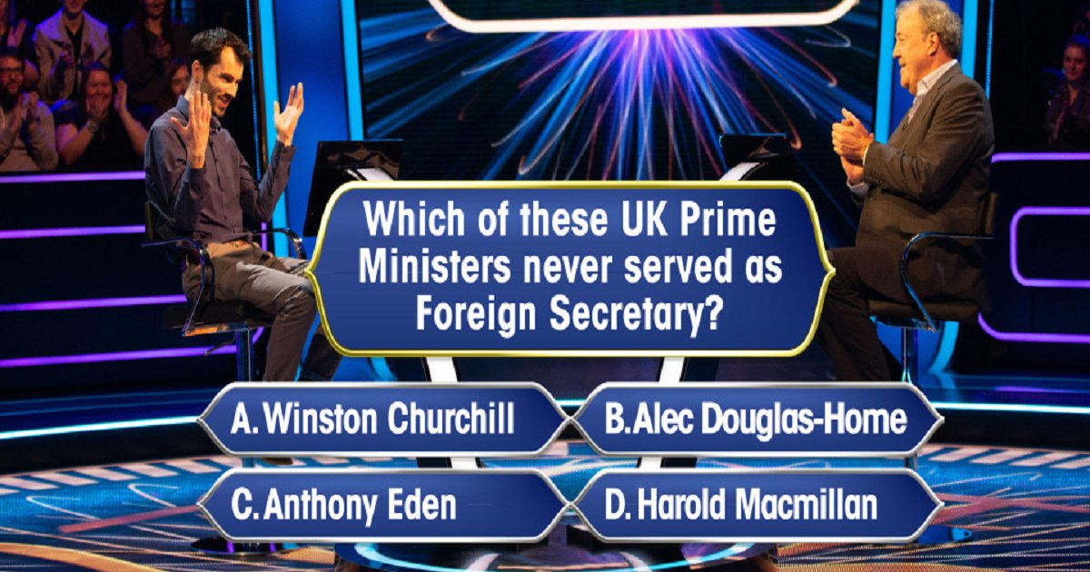 """w3.png?resize=1200,630 - Teacher Narrowly Misses Out On """"Who Wants To Be A Millionaire?"""" Jackpot After Being Stumped On Churchill Question"""