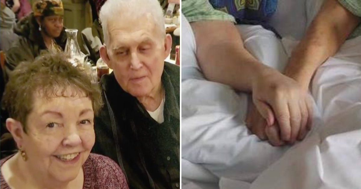 will6.png?resize=1200,630 - After 56 Years Of Marriage, Couple Passes Away Only Hours Apart While Holding Hands