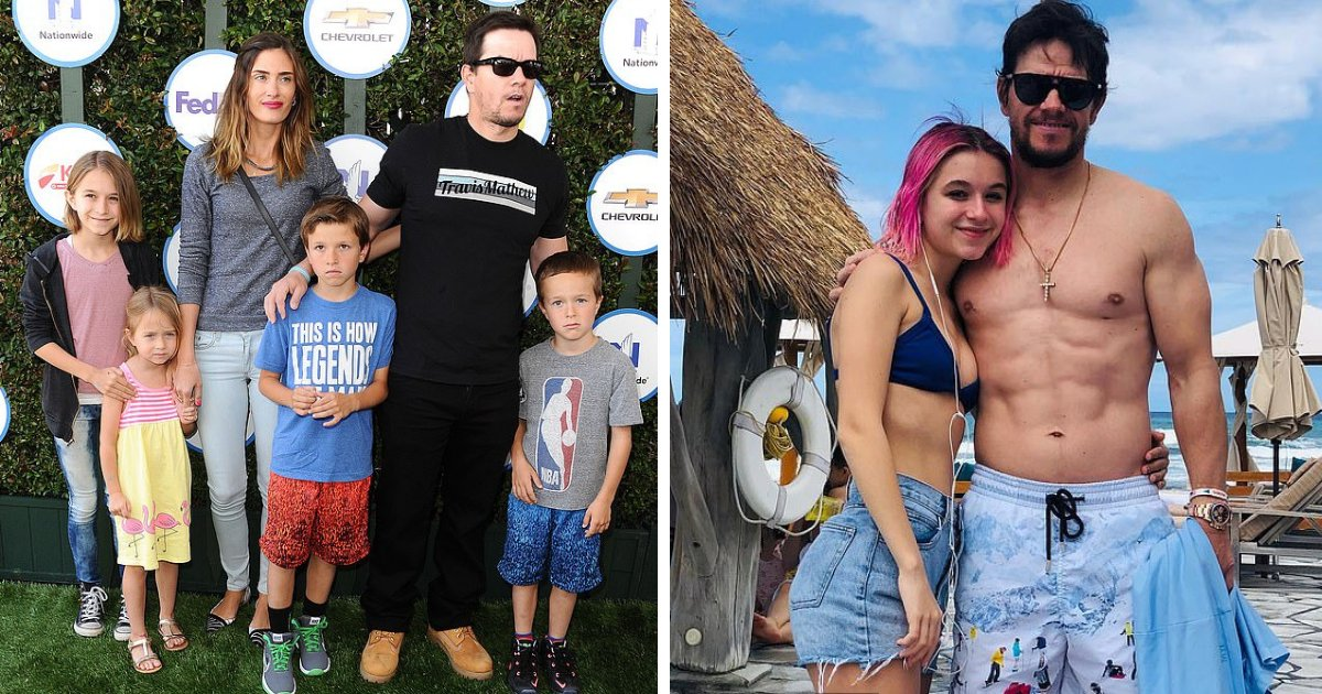 y1 1.png?resize=412,275 - Mark Wahlberg Posed With His Daughter Ella Rae In Her Swimsuit While He Showed Off His Abs