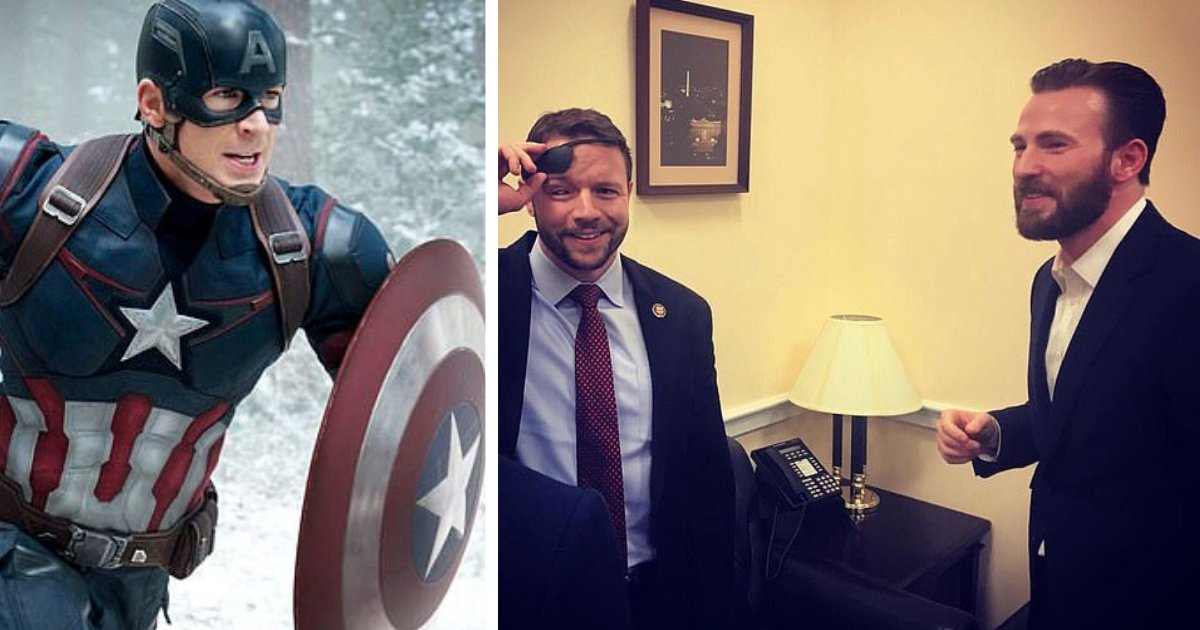 y1 6.png?resize=412,232 - Captain America Met Captain Hill and Got the Most Wonderful Surprise