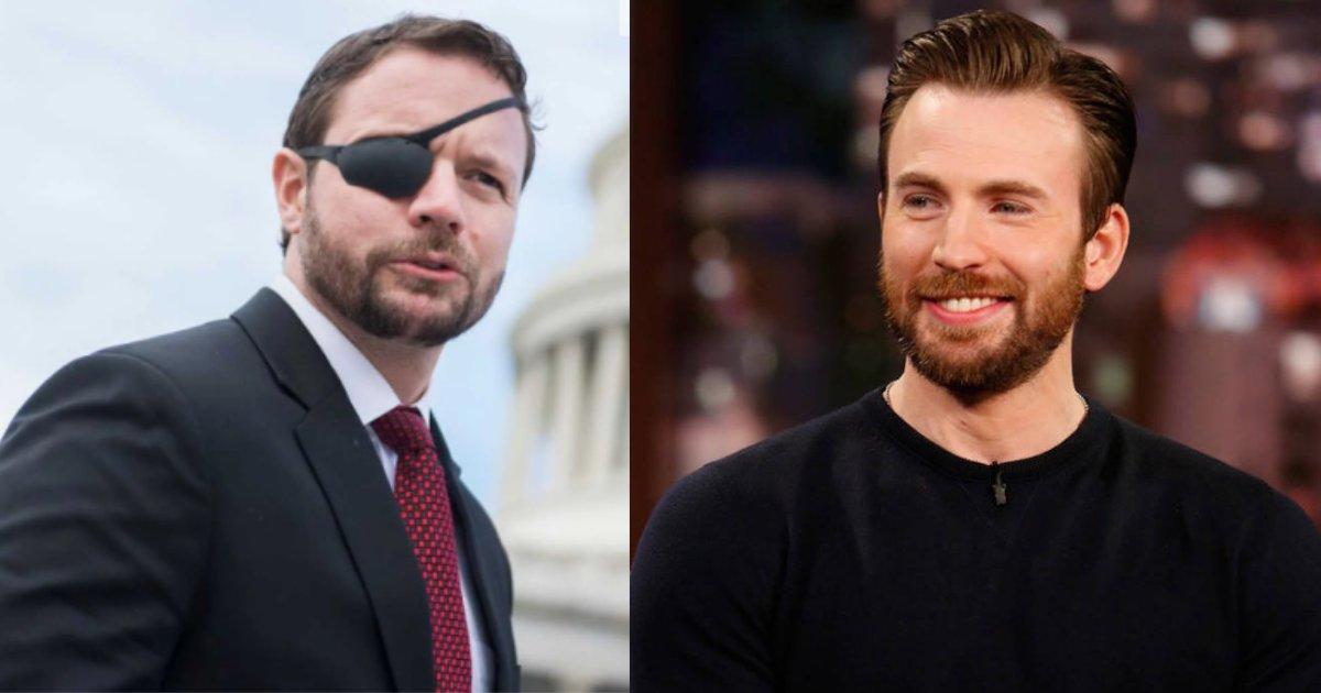 y1 7.png?resize=412,232 - Chris Evan, Our Captain America Got Slammed After Meeting Dan Crenshaw