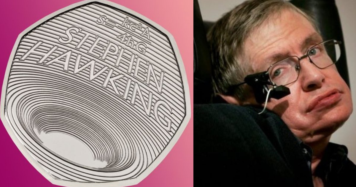 y1 9.png?resize=1200,630 - Prof. Stephen Hawking Honored By Being Put On 50p Coin