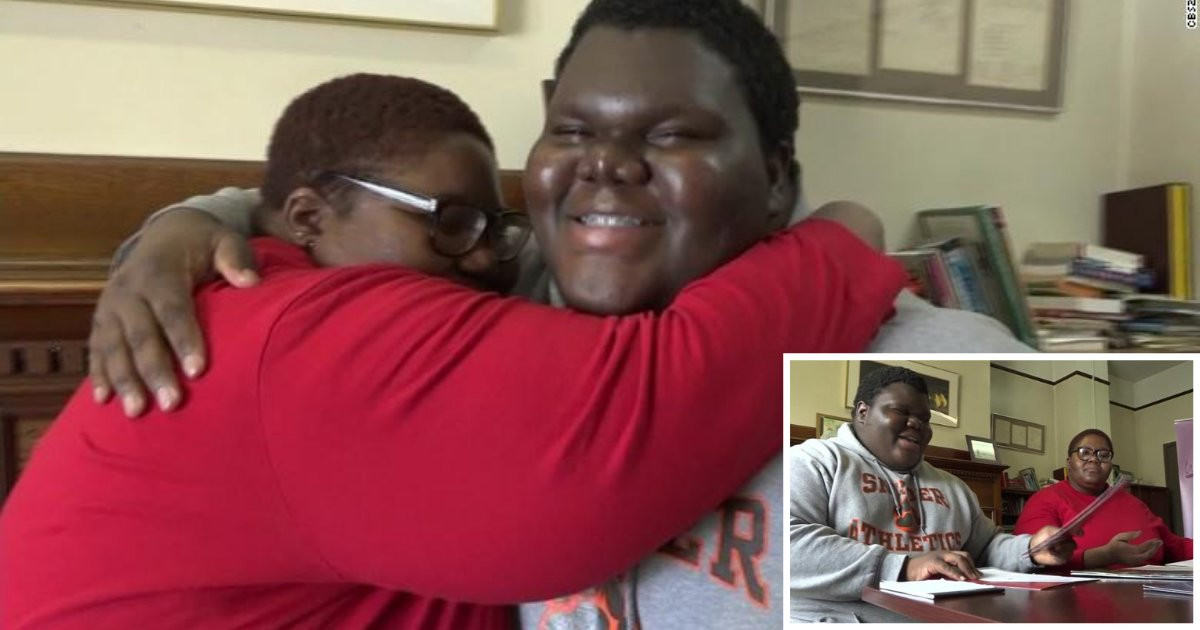 y2 10.png?resize=1200,630 - Teenager Becomes an Inspiration After Being Selected into 17 Colleges After Being In and Out of Homelessness