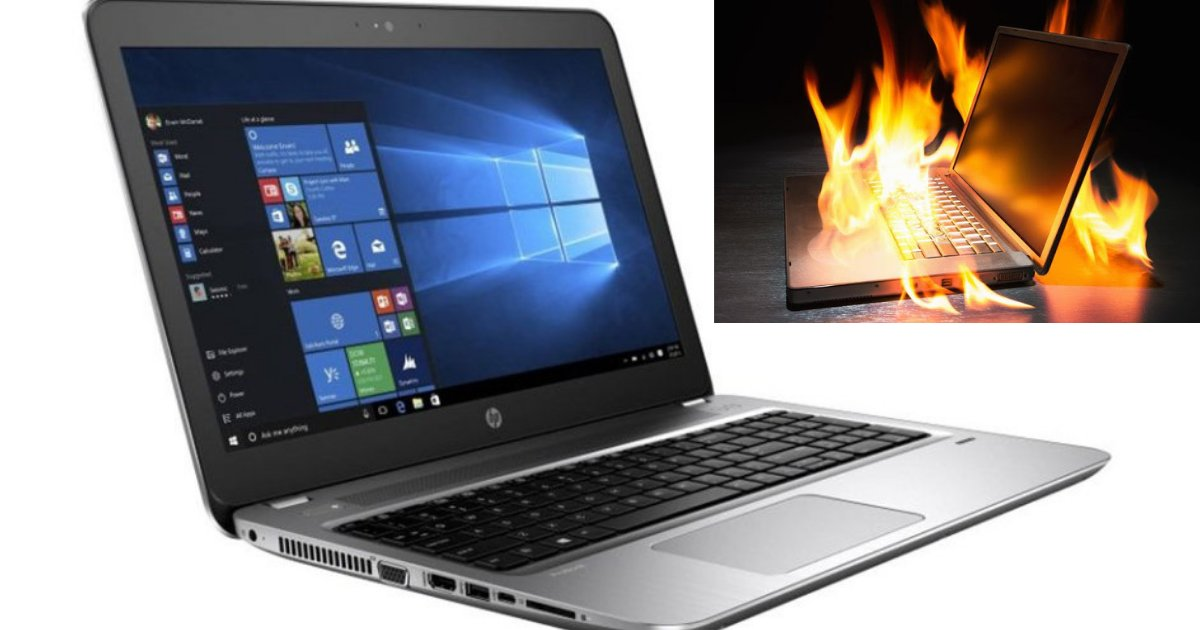 y2 12.png?resize=1200,630 - With the Fear of Overheating and Explosion, HP Calls Back 80,000 Laptop Batteries