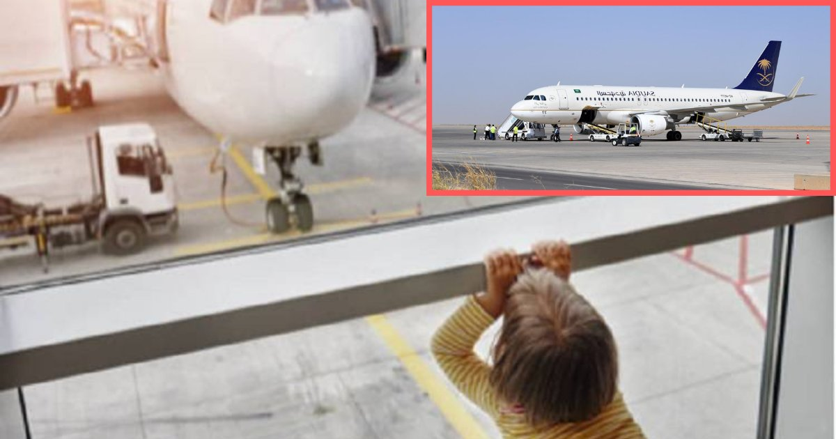 y2 7.png?resize=1200,630 - Pilot Had to Turn Around Passenger Jet After A Woman Forgot Her Baby at the Airport