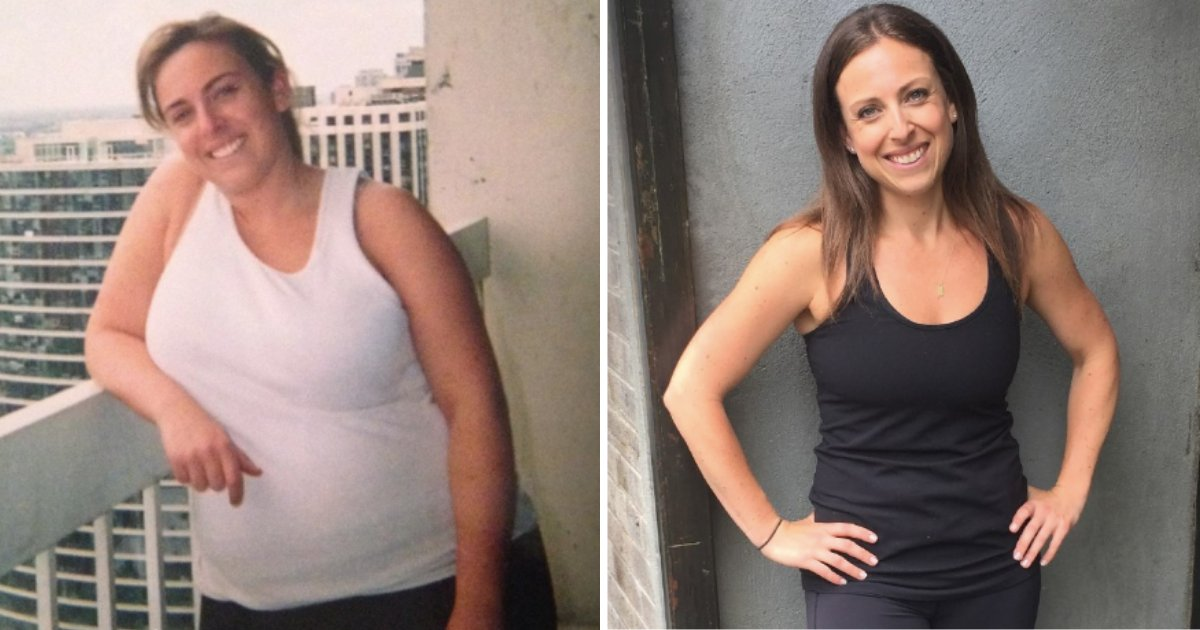 y3 2.png?resize=1200,630 - This '50 Percent Rule' Helped A Woman Shed 60 Pounds Fast