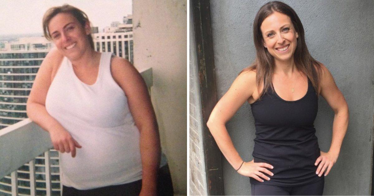 y3 2.png?resize=412,232 - Cette «règle des 50%» a aidé une femme à perdre 27 kilos rapidement