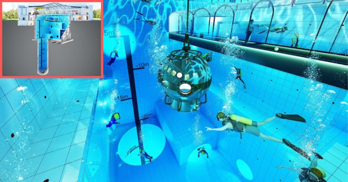 y4 7.png?resize=1200,630 - Poland Is to Open the Deepest Swimming Pool In the World This Year