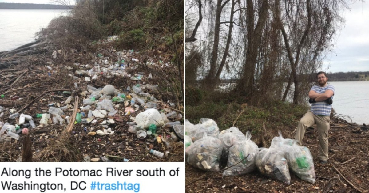 y4 8.png?resize=1200,630 - Trashtag Challenge Is Going Viral As People Cleaning Beaches and Parks