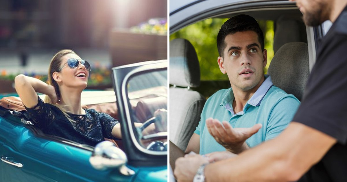 1 85.jpg?resize=1200,630 - Driving Without Wearing Suitable Sunglasses Could Land You A £5,000 Fine- And Declare You A Careless Driver