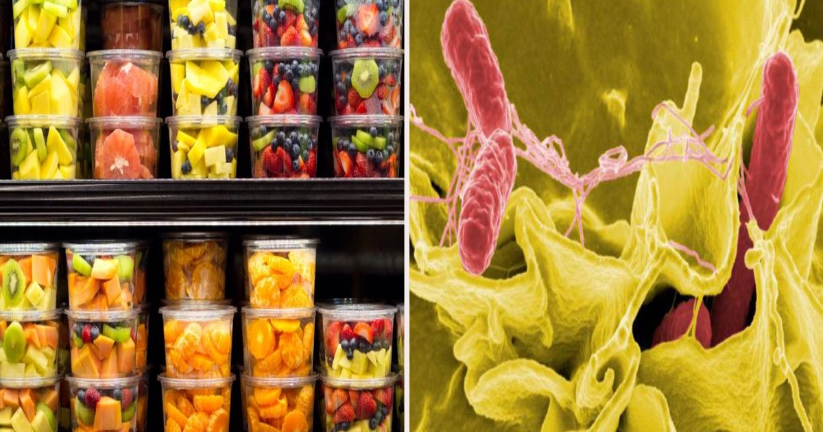 236.jpg?resize=1200,630 - Salmonella Outbreak Responsible for 117 Illnesses Is Linked To Pre-Cut Fruits