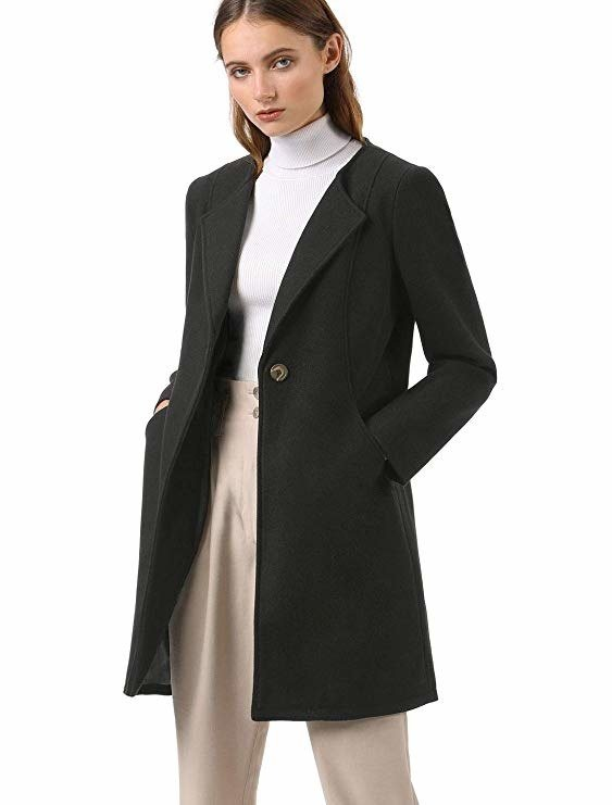"Treat them to looking extra fabulous, that is.Promising review: ""I love this coat! The price was awesome. The quality is very nice. It's a great coat for any occasion. I originally bought it for church, as I like to have a light coat on during service, but I like it so much that I'm using it as my daily coat for work."" —JenniferGet it from Amazon for .99+ (available in sizes XS-XL)."