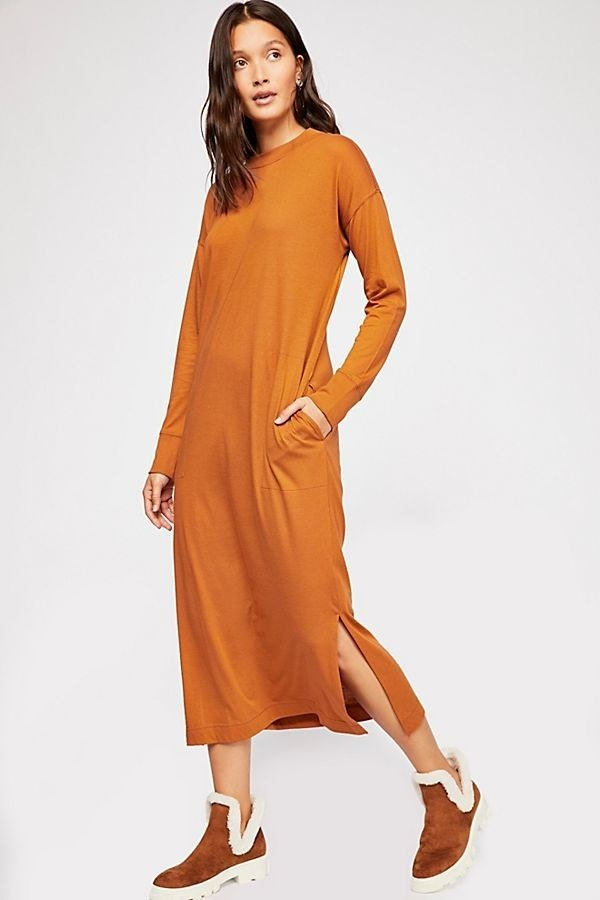 Get it from Free People for (available in sizes XS–XL and 10 colors).