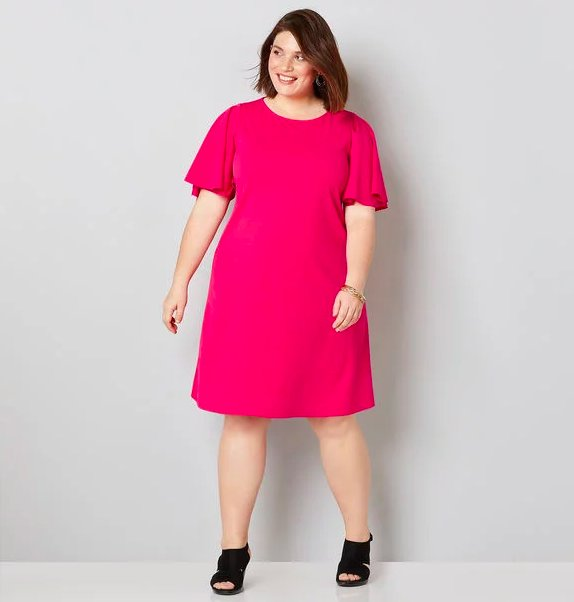 Get it from Avenue for  (available in sizes 14–24).
