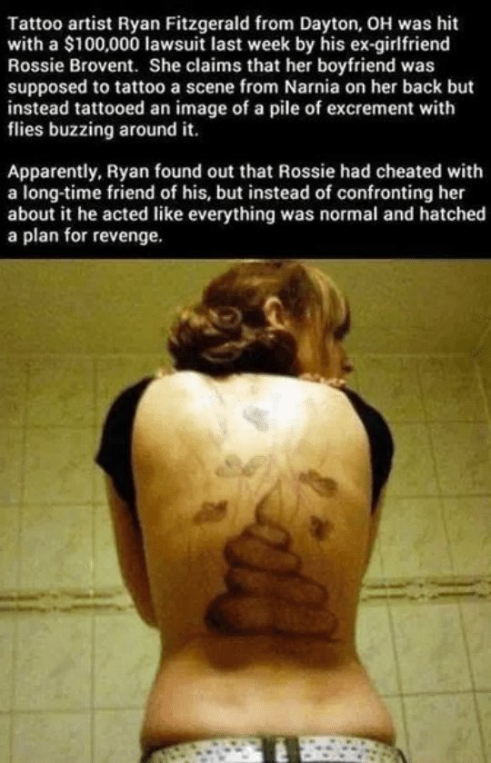 40+ People That Carried Out The Most Savage Revenge On Their