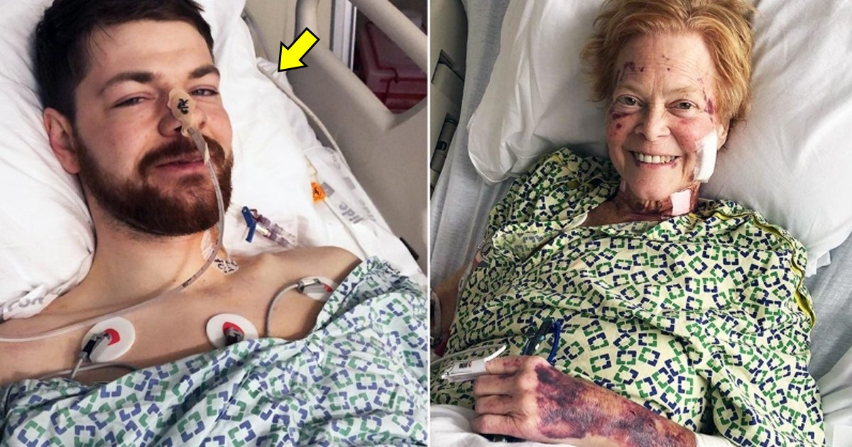6 25.jpg?resize=300,169 - Incredible Moment When A 71-Year-Old Woman Received Liver Donation From Her Granddaughter's Boyfriend