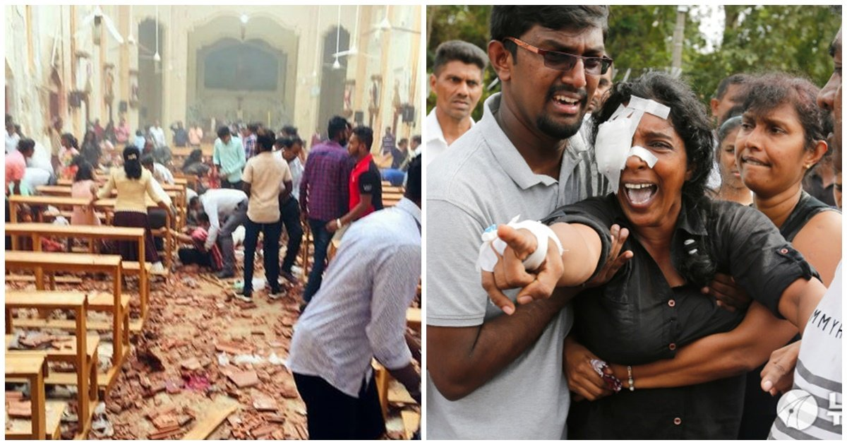 9 36.jpg?resize=412,232 - 250명 사망케 한 스리랑카 폭탄 테러, 용의자 은신처엔 어린이 시신 6구 발견