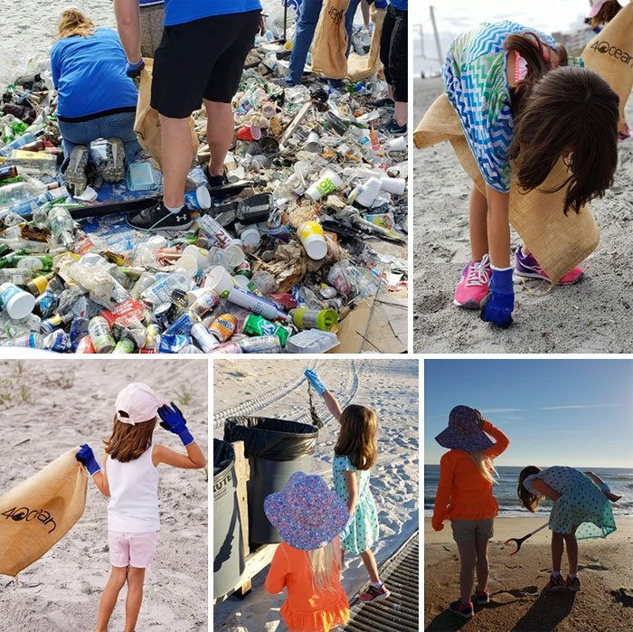 #trashtag. Love Seeing This Become A Challenge! Keeping The Beaches Clean Here In Florida!